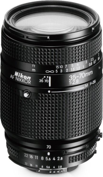 Nikon Nikkor 35-70mm lenses