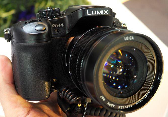 Panasonic Lumix GH4 Black (5) (Custom)