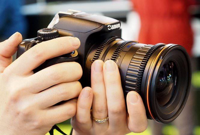Tokina 11-16mm Cine Lens Canon