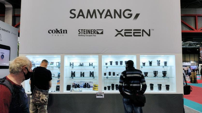 Samyang Stand