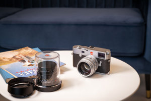 The Return Of An Icon: Noctilux-M 50 f/1.2 ASPH. Joins Leica's Classics Range