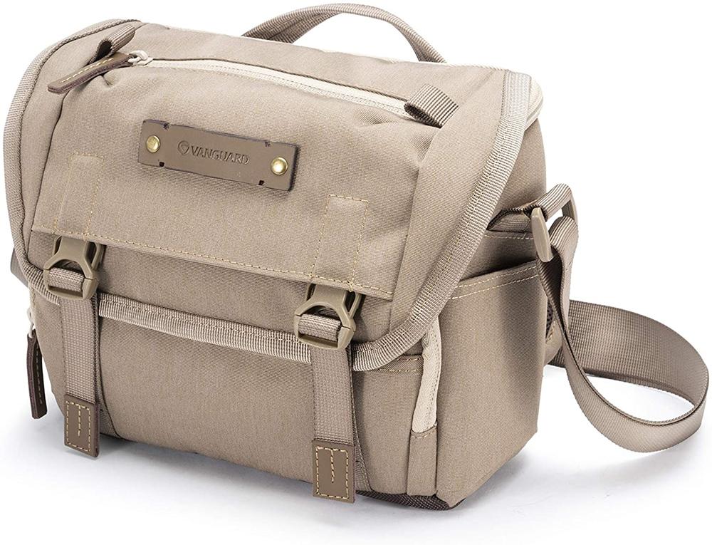 VEO RANGE 21M BG SMALL SHOULDER BAG FOR MIRRORLESS - STONE