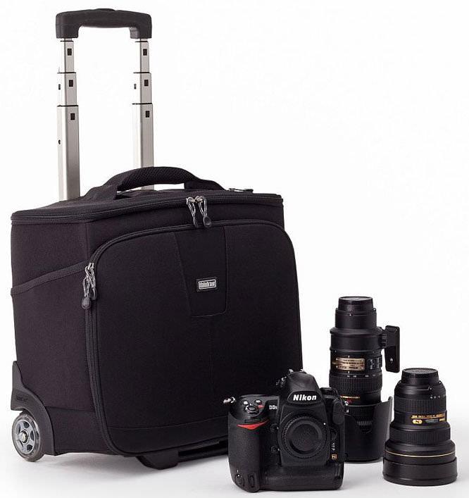 Airport Navigator Photographer Rolling Pilot Case