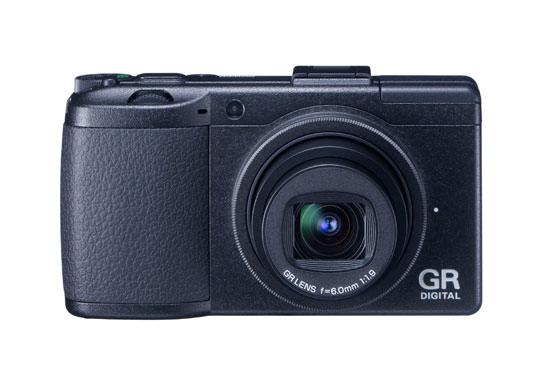 GR III front shot