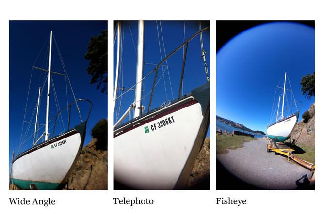 iPhone Lens Dial - Shots