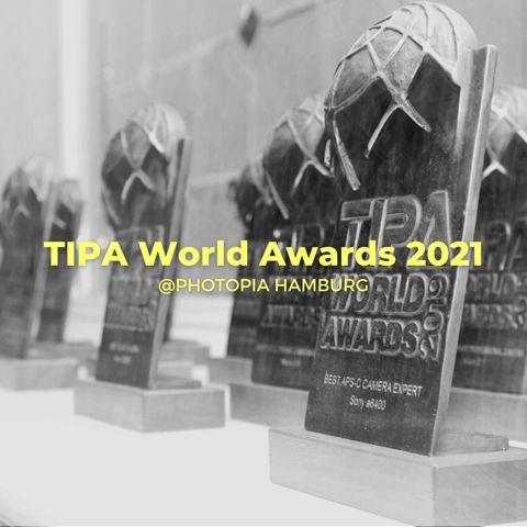 Technical Image Press Association (TIPA) 2021 awards