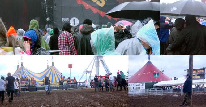 Wet Festival Photography