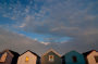 Tips On Photographing Beach Huts With Lots Of Sky