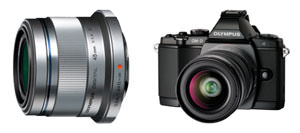 Olympus E-M5 and  M.ZUIKO DIGITAL 45mm 1:1.8
