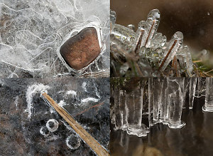 Tips On Photographing Icy Edges And Details