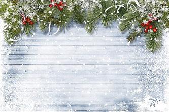Christmas Photography Background