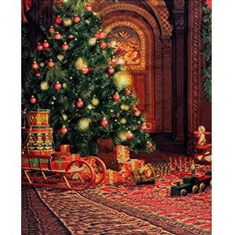 Christmas Photography Background,