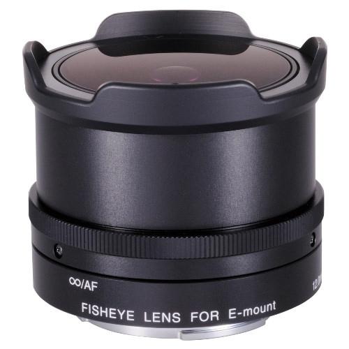Toda Seiko Diagonal Fisheye Lens