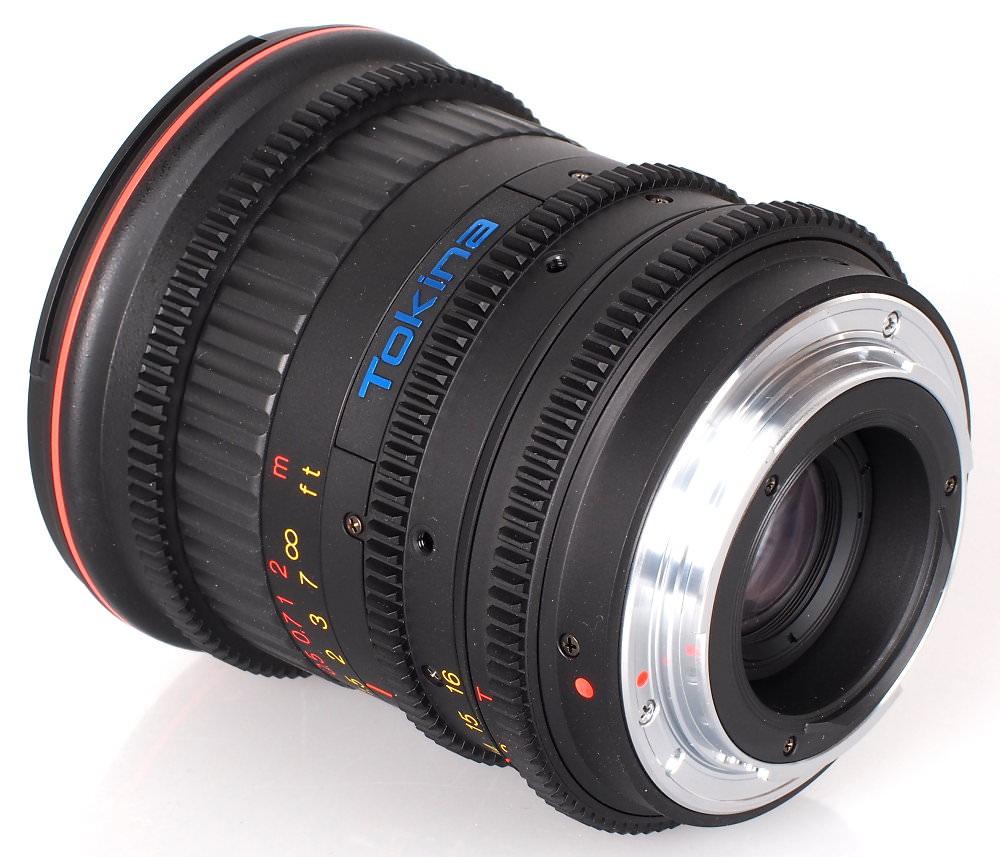 Tokina 11 16mm T3