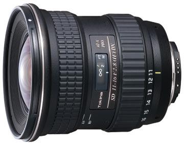 Tokina AF 11-16mm f/2.8 AT-X 116 PRO DX Lens
