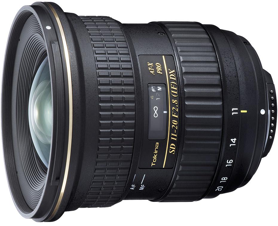 Tokina 11-20mm lens