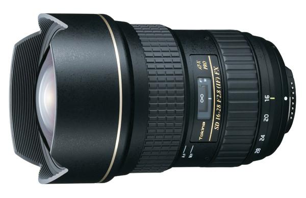 Tokina AT-X 16-28mm f/2.8 PRO FX