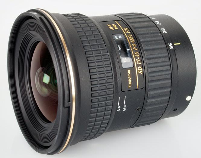 Tokina AT-X 17-35mm f/4