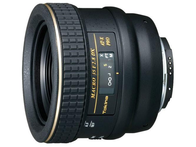 Tokina AT-X M35 Pro DX 35mm f/2.8 Macro Lens