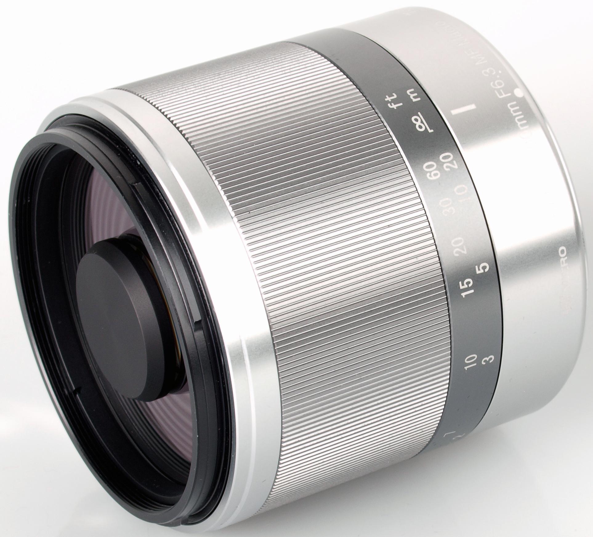 Nikon 500mm f/8 Reflex-NIKKOR - Ken Rockwell