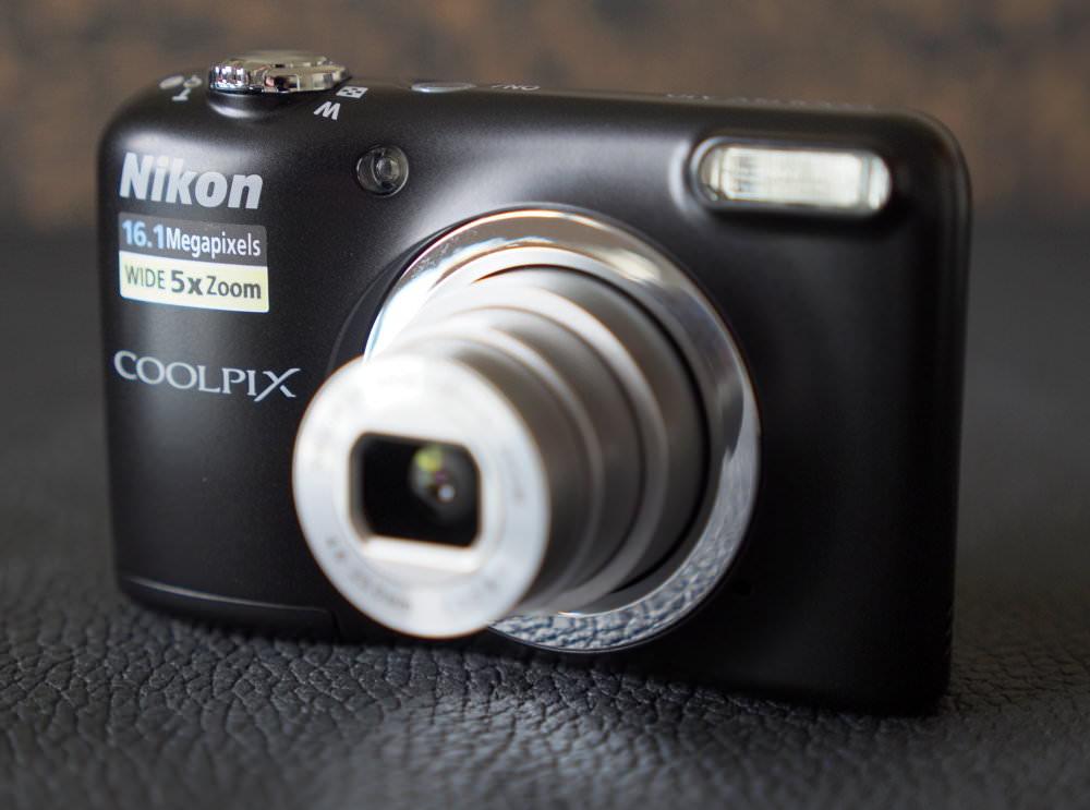 Nikon Coolpix A10 Black (4)