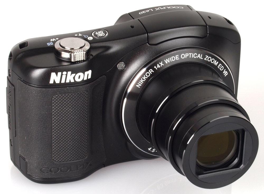 Nikon Coolpix L620 Black (4)