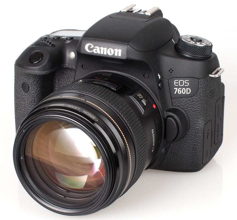 Canon EOS 760D DSLR (4)