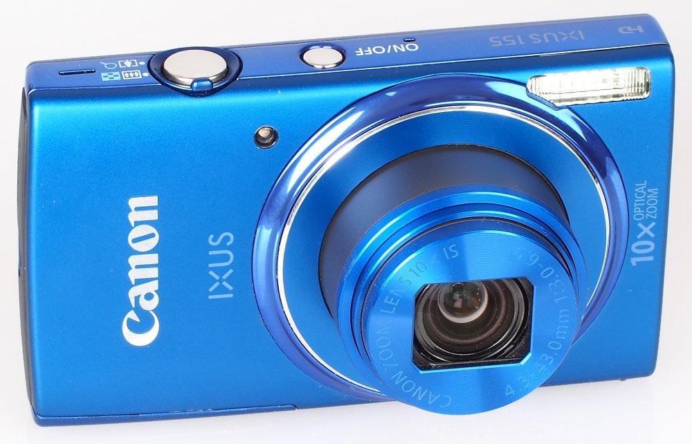 Canon IXUS 155 Blue (3)