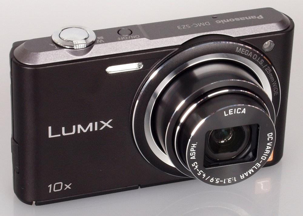 Panasonic Lumix DMC SZ3 Black (4)