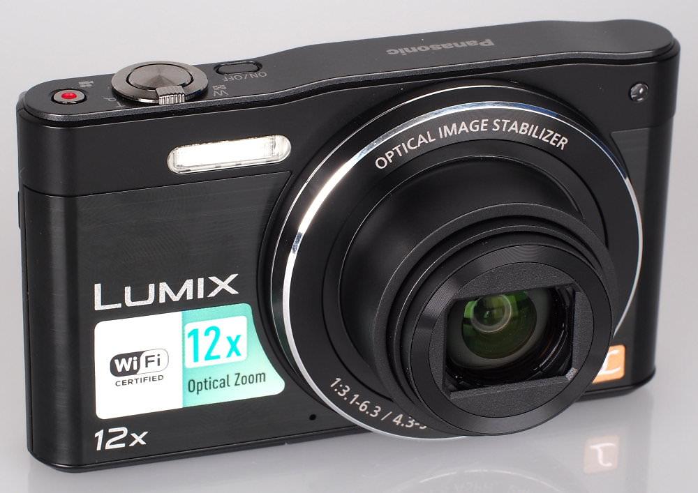 Panasonic Lumix DMC SZ8 Black (3)