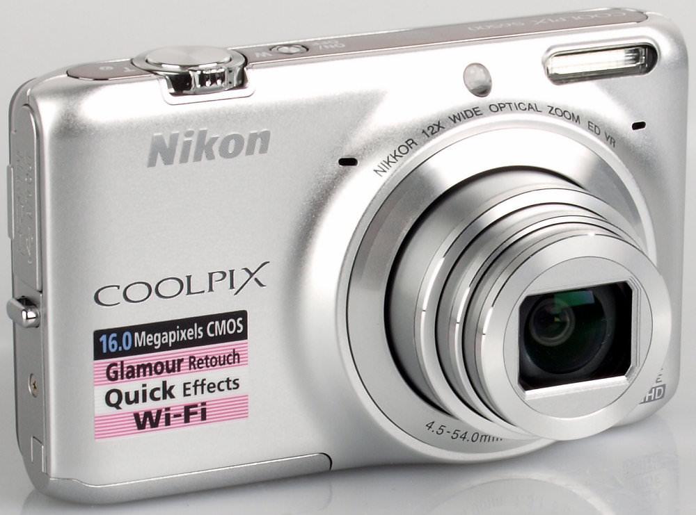 Nikon Coolpix S6500 3