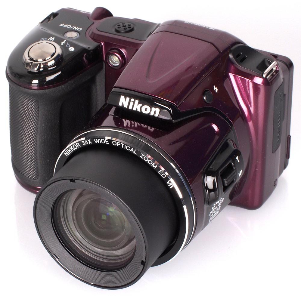 Nikon Coolpix L830 Plum (6)