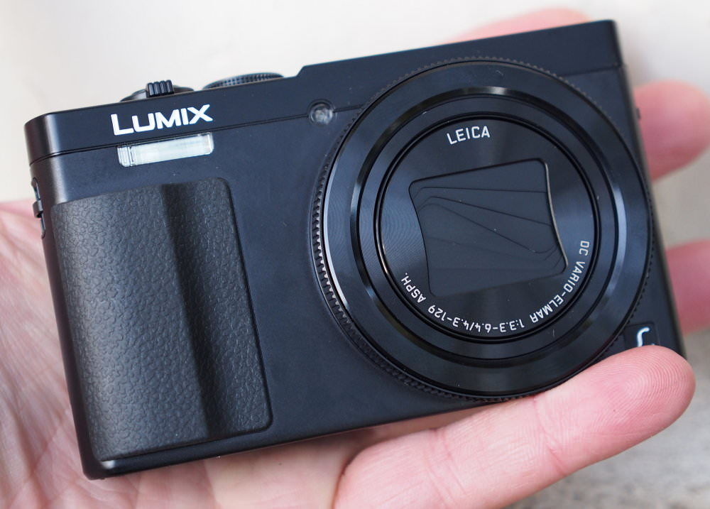 Panasonic Lumix TZ70 Black (13)