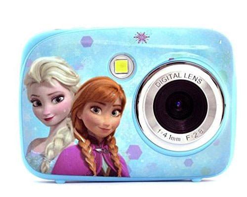 Frozen camera