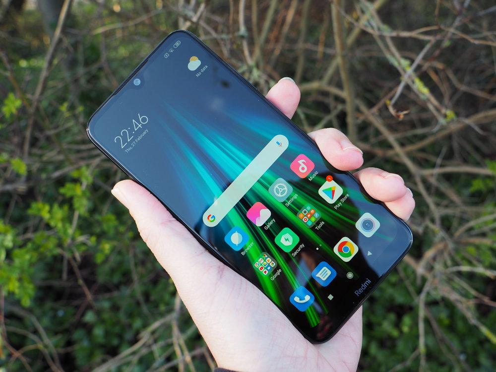 Xiaomi Redmi Note 8T Smartphone