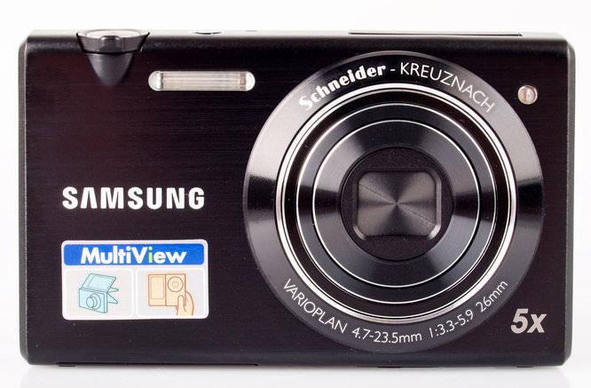 Samsung MultiView MV800 Front