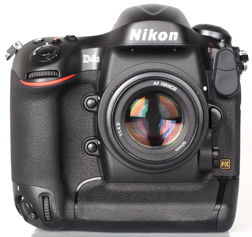 Nikon D4s DSLR (4)