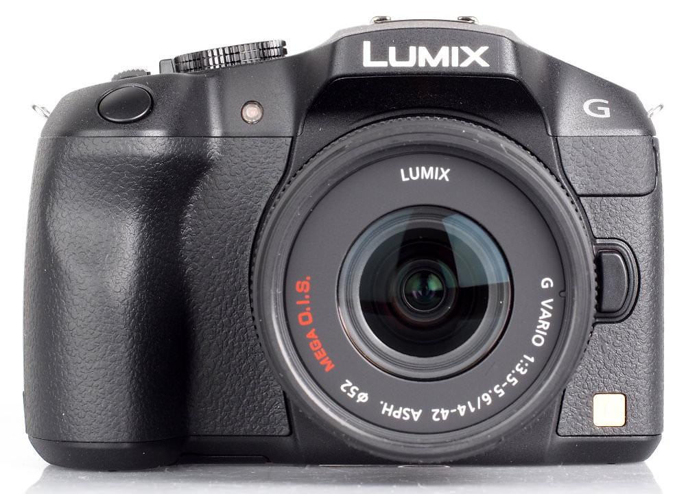 Panasonic Lumix DMC G6 Large (2)