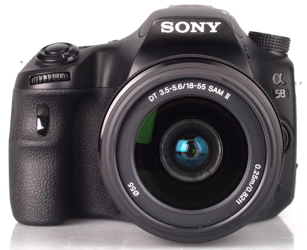 Sony Alpha A58 DSLT (2)