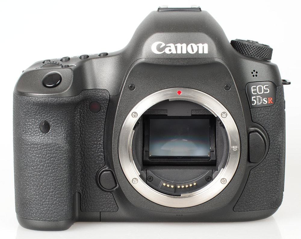 Canon EOS 5DS R DSLR (9)