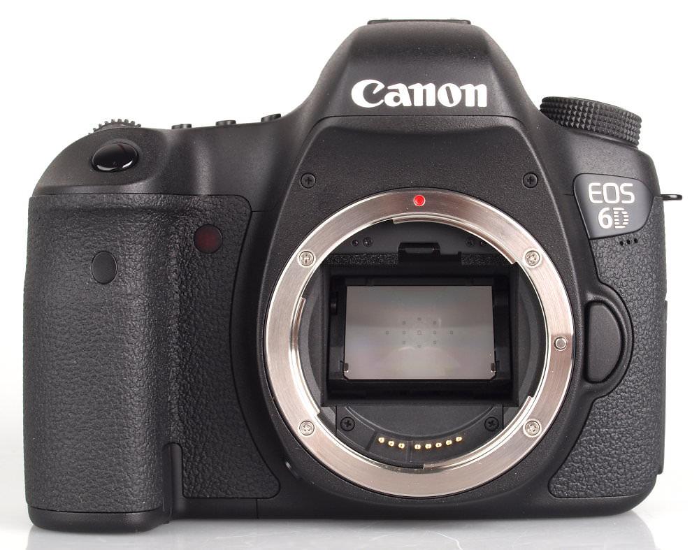 Canon Eos 6d Dslr Large (3)