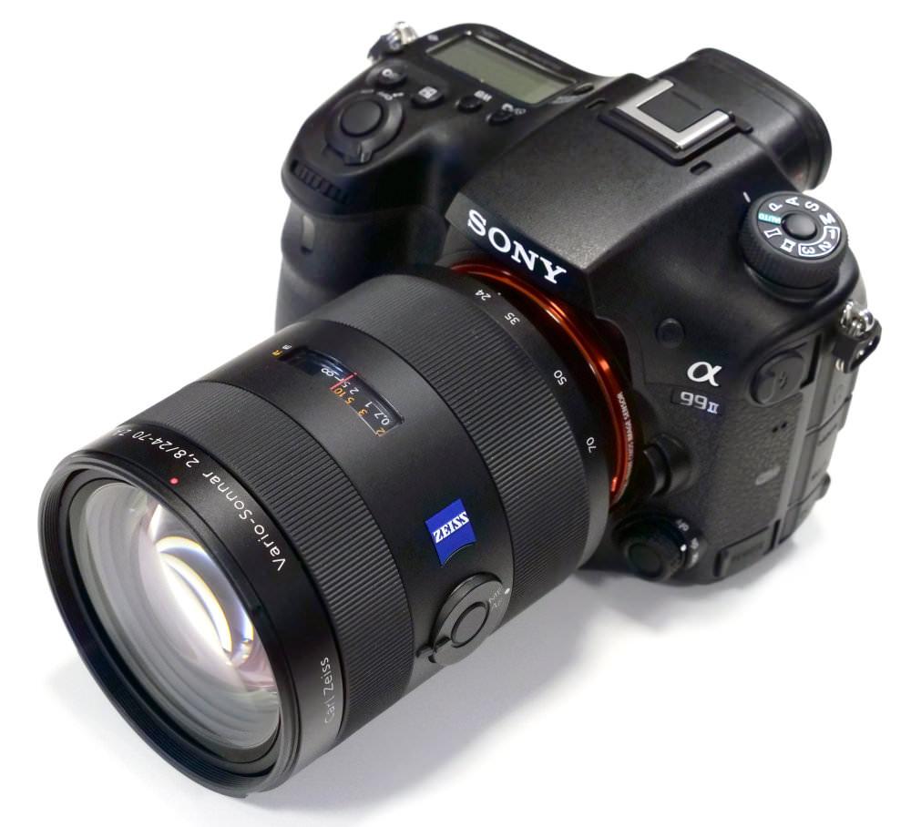 Sony Alpha A99 II 2 Wbg
