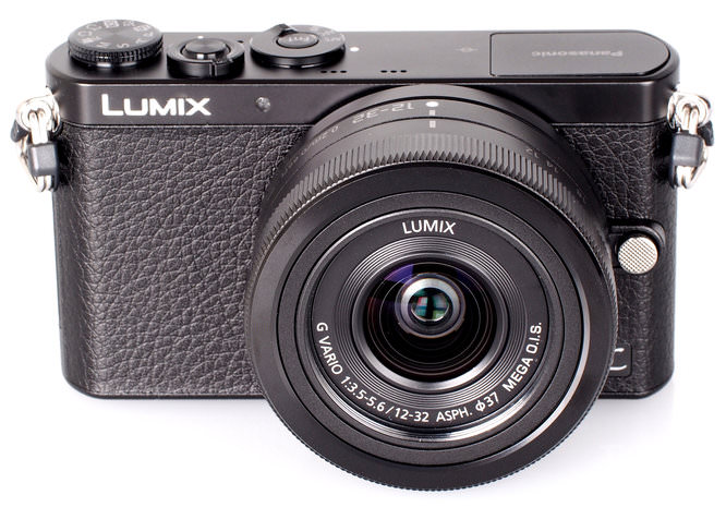 Panasonic Lumix GM1 Black (2)