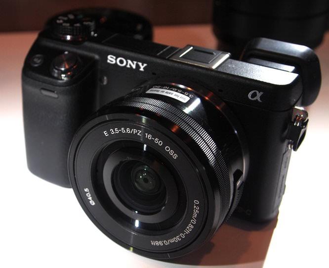 Sony Nex 6 Black (1)