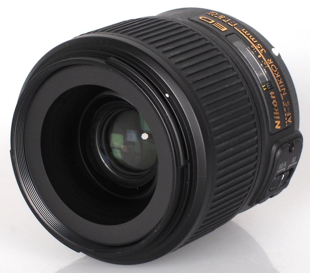 Nikon AF-S NIKKOR 35mm f/1.8G Ed Lens (5)