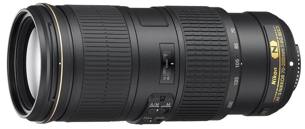 Nikon AFS 70 200 VR