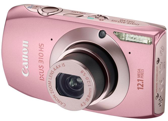 Canon IXUS 310 HS FSL HOR PINK