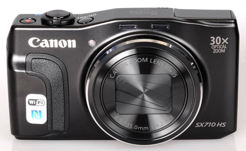 Canon Powershot SX710 Black (2)