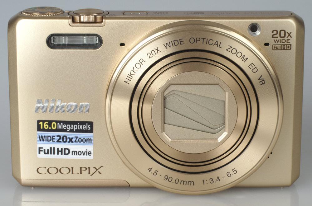 Nikon Coolpix S7000 Gold (2)