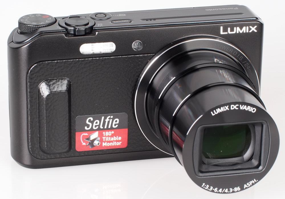 Panasonic Lumix TZ57 Black (4)